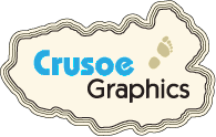 Crusoe Graphics Logo